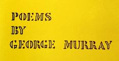 Poems by George Murray, Poet Book Of Poems, Poet, Inspire Me, Writer, Words, Day, Father, Pai, Writers