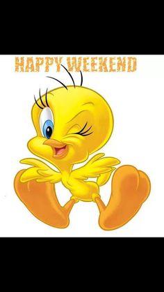 Tweetie Bird!