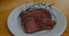 Easy Garlic and Rosemary Roast Beef