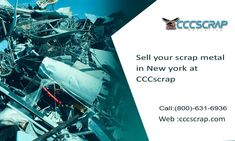 Remove metal scrap from your premises in New York and offers highest dollars in US. Just dial our number Scrap Recycling, Manhattan City, Recycling Services, Metal Prices, Yards, Long Island, New York, Clutter, Container