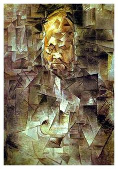 ART TIMELINE: In order to fully appreciate the work of any artist or art movement it is necessary to understand its position in the art history timeline. Most new artwork is a reaction against or development of a previous style in the timeline. (Image: Picasso 'Ambroise Vollard', 1915 (oil on canvas) - CUBISM)