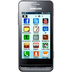 Samsung GT-S7230 Device Specifications | Handset Detection Samsung Device, Samsung Mobile, Phone, Youtube, Telephone, Mobile Phones, Youtubers, Youtube Movies