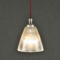 Small Prismatic Railway Light - 005 - Artifact Lighting