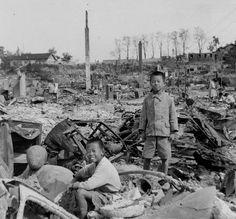 Incheon City, Sept 1950
