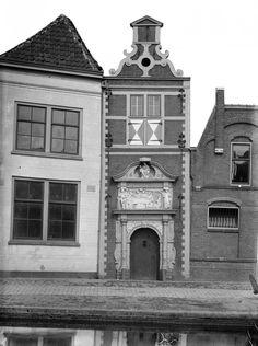 Het Rotterdamse Veer 1923 Lazaruspoortje van het Leprooshuis