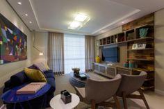 Apartamento Praia Brava. Projeto de Julianna Pippi