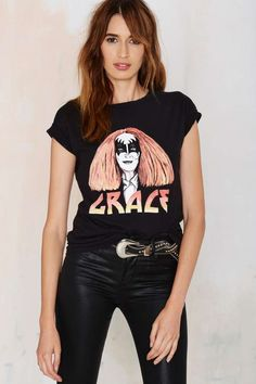 Style Stalker Grace Tee | Shop Clothes at Nasty Gal!