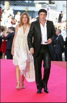 Patrick Bruel et Amanda Sthers sont restés ensemble 7 ans