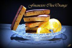 Financiers Orange Chocolat : la recette facile