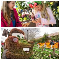 Great news: The 23rd Epcot International Flower & Garden Festival will expand to 90 days in 2016! This spectacular springtime event bursts into Epcot on March 2 – May 30, 2016.