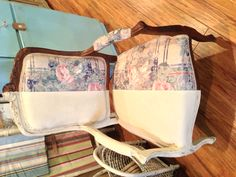 What CAN'T Chalk Paint™ do? Yes. you can paint fabric with Chalk Paint!