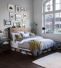 Přeskočit symetrii a dokonalost -Let ložnice odráží, kdo jste - pohodlný domov
