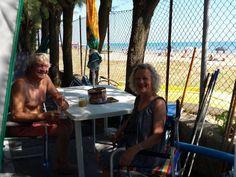 vita da campeggio !! #interntionalcamping #pineto #abruzzo #italy #spiaggia #beach #sea #mare #sabbia #estate #divertimento #allegria #sole #sun #summer