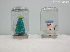 vánoční a zimní sněžítko