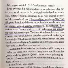 İlahi adalet! Life Changing Quotes, Change Quotes, Book Quotes, Sentences, Psychology, Islam, Poems, Self, Writing
