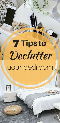 7 Excellent Ways To Declutter Your Bedroom For A Relaxing Space