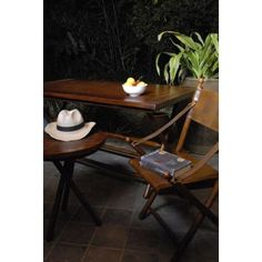 British Colonial Wine Table Side Tables & Coffee Tables Smithers of Stamford £ Store UK, US, EU Timber Wood, Teak Wood, Vintage Furniture, Furniture Design, Outdoor Garden Furniture, Outdoor Decor, Colonial Chair, England Furniture, Wine Table