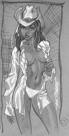 Sydney - Danger Girl - J. Scott Campbell