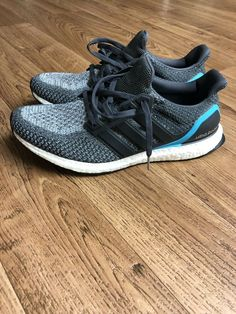855757ca4a719 Men s Adidas Ultra Boost 2.0  Shock Mint  - Size 11  fashion  clothing