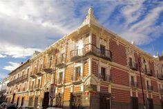 Old Town Puebla, Mexico