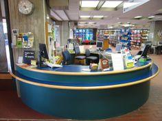 City Library - Help Desk by Dunedin Public Libraries, via Flickr