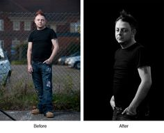 The Invisible Black Backdrop – Photography Technique