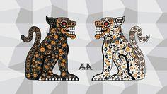 #jaguar #balam #adriarte #adrian_acosta_meza #playerasnahual #vectordesign #vectorart #graphicsdesign #graphics #graphicdesigners #vector #mexicanfeline #ilustraciónmexicana #ilustracion #ilustration #aztec #beast #artechicano #mexicanismos #nahual #dzulum #prehipánico #azteca #jaguars