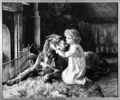 Herbert Dicksee  Her First Love