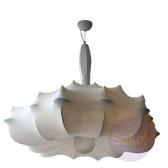 Need pendant lights to brighten up your house? Check out our stylish Replica Marcel Wanders Zeppelin Pendant - Large.
