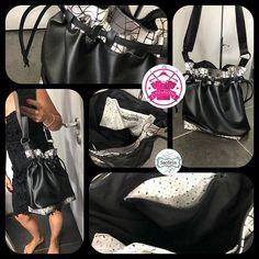 Izzie créations sur Instagram: Sac bandoulière simili cuir . #sac #sacbandouliere #izziecréations #sacotin #sacôtin #sacotinaddict