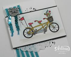 Bicycle for Two Close Up