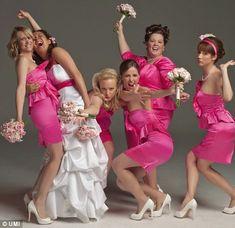 men as bridesmaids - Google Search