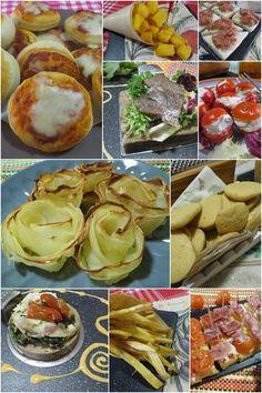3° raccolta di ricette per preparare antipasti gustosi ! #antipati #facili #gustosi #ricettegustose
