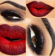 I love these lips! OMG!! The color is perf