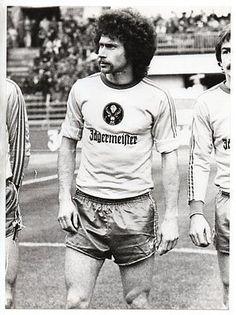 Paul Breitner West Germany Bayern Munich Real Madrid Eintracht Braunschweig