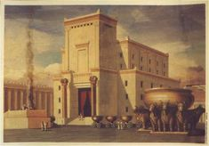 King Solomon's temple image
