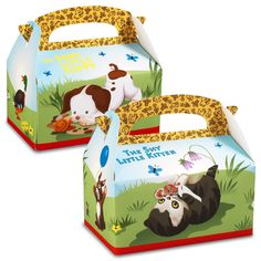 ($2.99) This is beyond adorable, little golden books favor boxes, they have tons of little golden book stuff. <3 them.