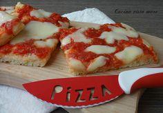 Pizza+margherita+senza+glutine