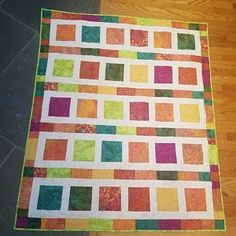 PDF Quilt Pattern, Lap or Baby size.Quick and Easy, Layer Cake or Fat Quarters, San Francisco Window Boxes Layer Cake Quilt Patterns, Patchwork Quilt Patterns, Patchwork Fabric, Fat Quarters, Lap Quilts, Quilt Baby, Jellyroll Quilts, Twin Quilt Size, Quilts For Sale