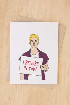 I BELIEBE in you!