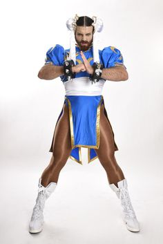 Ladybeard this guy is both crazy and awesome