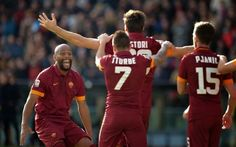 La Roma vince a Udine di misura: decide Davide Astori! #roma #udinese #seriea