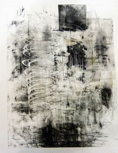 The wonderful american artist Rebecca Crowell shares a class she recently held demo-ing cold wax medium, powdered charcoal on rock paper TerraSkin®. Abstract Drawings, Abstract Art, Charcoal Art, Encaustic Painting, Stone Heart, Art Techniques, American Artists, Collage Art, Cold