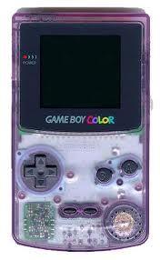 Game Boy Color...still got mine at home!
