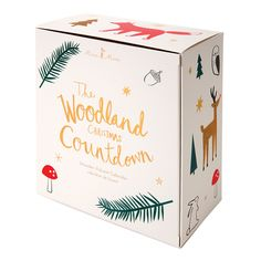 A luxurious advent calendar for a special gift that can be used year after year…