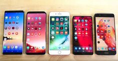 New post on my blog: Galaxy Note 8 performance vs. iPhone 7 Plus and every top Android phone: Its not even close Galaxy Note 8 performance vs. iPhone 7 Plus and every top Android phone: Its not even close | Top Tech Site