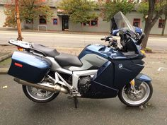 Used 2006 BMW K1200GT Motorcycles For Sale in Washington,WA.