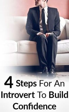 4 Action Steps To Build Unshakeable Confidence…Even If You're An Introvert Self Confidence Tips, Confidence Quotes, How To Gain Confidence, Confidence Building, Self Development, Personal Development, How To Become Confident, Real Men Real Style, Ways To Say Hello