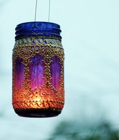 https://www.etsy.com/listing/150143233/hand-painted-eclectic-mason-jar-hanging