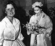 The Queen and I: A treasure trove of never before seen photographs of Elizabeth II - as captured by our readers over the last sixty years History Of Queen Elizabeth, Queen Elizabeth Ii, Princess Alice, Princess Margaret, Duchess Of York, Duke And Duchess, Queen Hat, Vancouver City, Elisabeth Ii